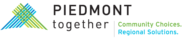 logo design for Piedmont Together