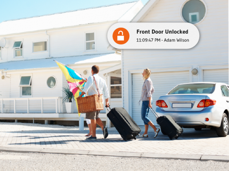 RemoteLock Systems for Vacation Rentals