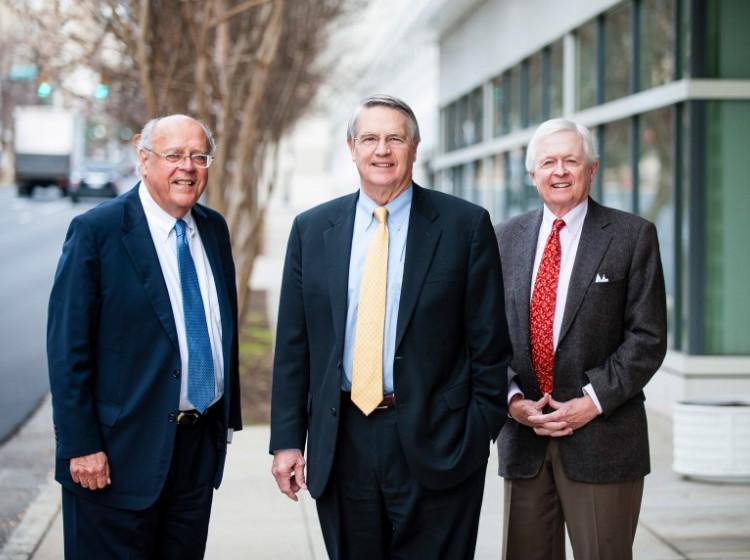 Bell, Davis & Pitt Founders