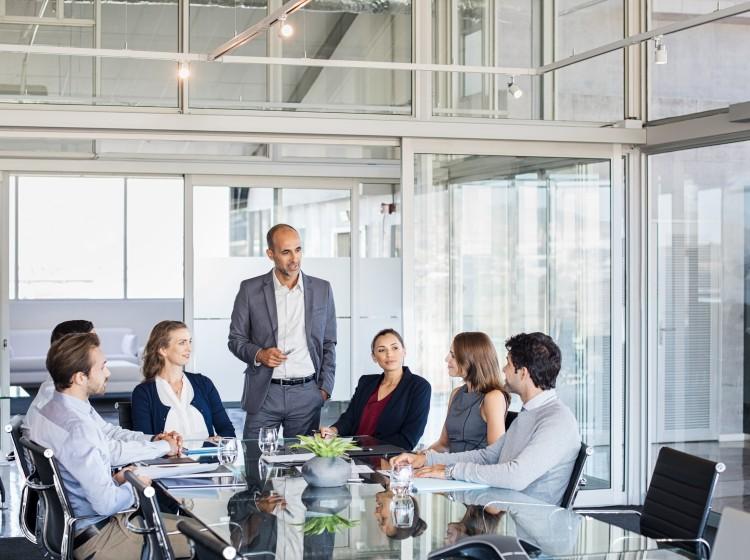 office evolution conferencing