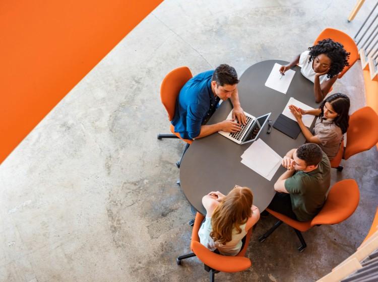 office evolution shared workspace