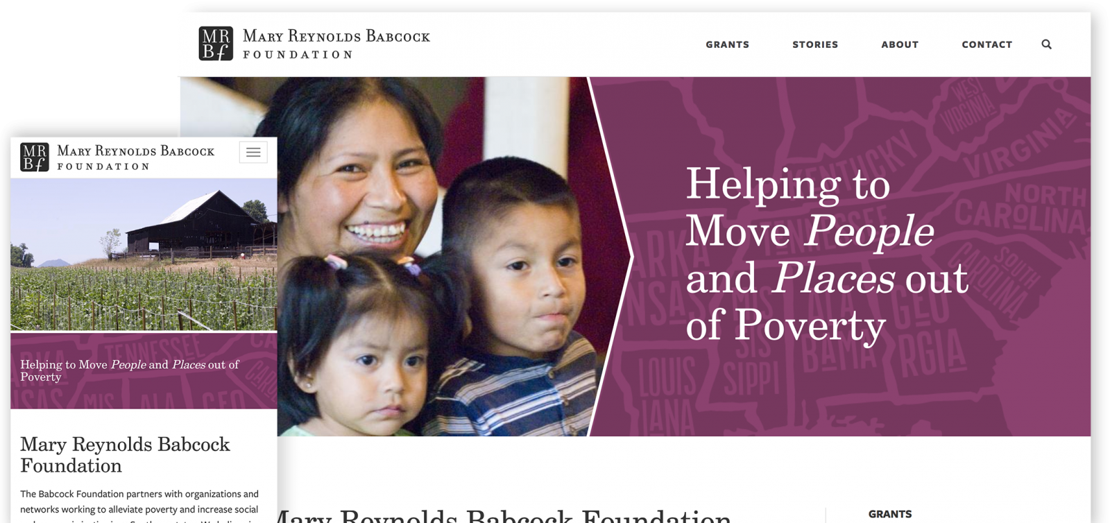 Mary Reynolds Babcock Foundation