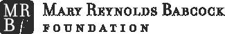 Mary Reynolds Babcock Foundation logo