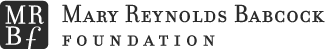 Mary Reynolds Babcock Foundation logo