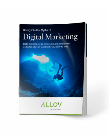 Diving into the Myths of Digital Marketing